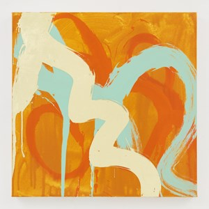 Prometheus by Max Gimblett contemporary artwork