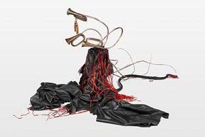 Unduluko by Nicholas Hlobo contemporary artwork
