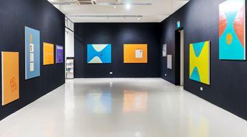 Contemporary art exhibition, David Diao, David Diao at ShanghART, Singapore