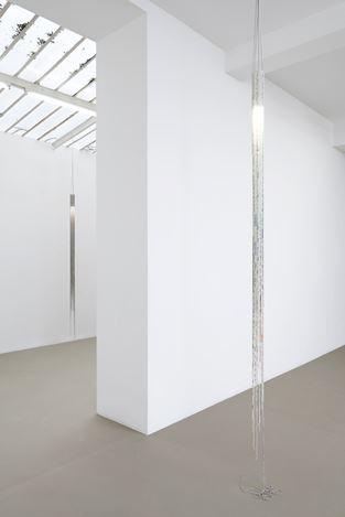 Exhibition view: Mimosa Echard, Numbs, Galerie Chantal Crousel, Paris (5 March— 17 April 2021). Courtesy the artist and Galerie Chantal Crousel, Paris. Photo: Aurélien Mole.