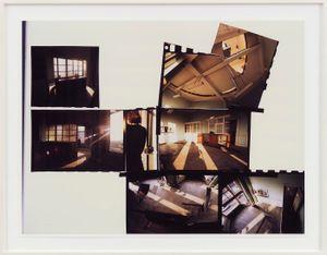 Office Baroque by Gordon Matta-Clark contemporary artwork