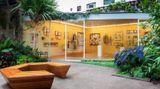 Mendes Wood DM contemporary art gallery in São Paulo, Brazil