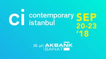 Contemporary art exhibition, Contemporary Istanbul 2018 at Gazelli Art House, London