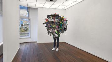 Contemporary art exhibition, Daniel Firman, SWITCH UP at Reflex Amsterdam, Netherlands