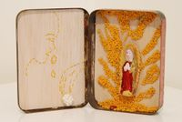A Prayer, A Gesture, A Fragrance #18 by Sofia Tekela-Smith contemporary artwork sculpture
