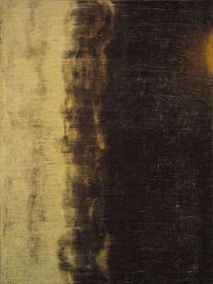 百年廟 97-10 Hundred Year Temple 97-10 by Paul Chiang contemporary artwork