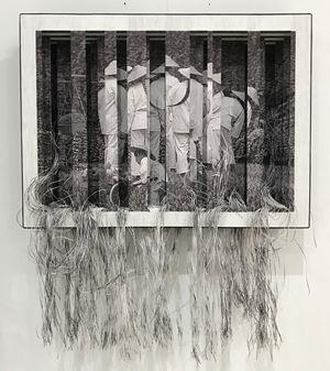 Ai van wei . De la serie Lugares comunes by Pablo Boneu contemporary artwork