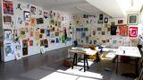 Contemporary art exhibition, Group Exhibition, GRUPPENKRANKENHAUS at Hamish McKay, Wellington, New Zealand