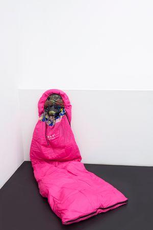 Phantom Camp II by Kris Lemsalu contemporary artwork