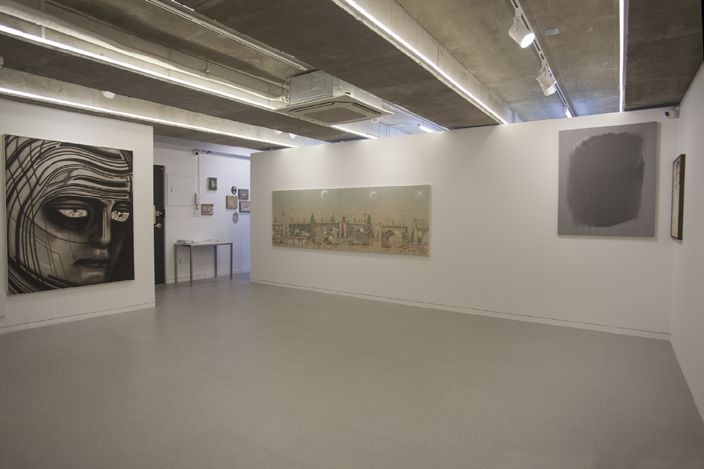Exhibition view: Group Exhibition,As You Wish 당신이 원하는대로, Space Willing N Dealing (21 July–15 August 2021). Courtesy Space Willing N Dealing.