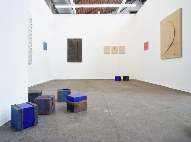 Axel Vervoordt Gallery,Art Brussels (25–28 April 2019). CourtesyAxel Vervoordt Gallery.