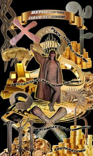 INNER FIRE: BBHMM by Tabita Rezaire contemporary artwork