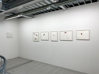 Exhibition view: Group Exhibition, Fall 2021, Kamakura Gallery,Kamakura (4 September–23 October 2021). CourtesyKamakura Gallery.