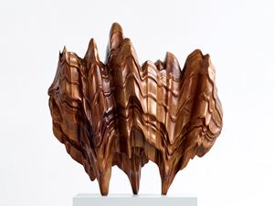 In Frequencies by Tony Cragg contemporary artwork sculpture