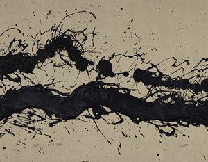 Chant de la terre by Fabienne Verdier contemporary artwork