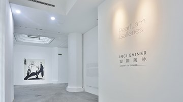 Contemporary art exhibition, Inci Eviner, Looping on Thin Ice at Pearl Lam Galleries, Shanghai
