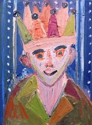Krone by Carla Busuttil contemporary artwork