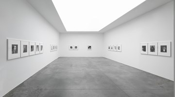 Contemporary art exhibition, Robert Mapplethorpe, Solo Exhibition at Xavier Hufkens, 6 rue St-Georges, Brussels