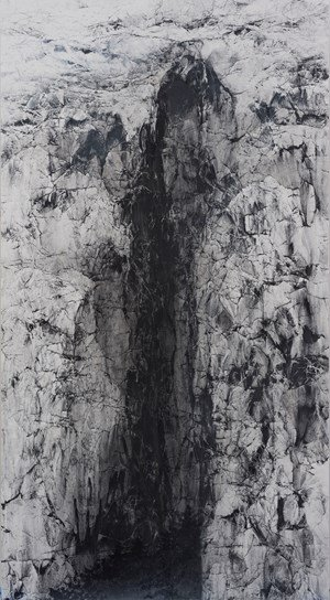 Cliff #25 by Hiroshi Senju contemporary artwork