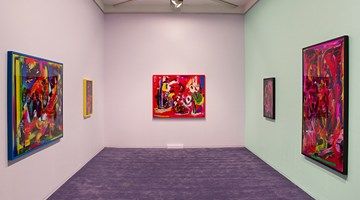 Contemporary art exhibition, TV Moore, Daze of being Wild at Roslyn Oxley9 Gallery, Sydney, Australia