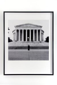 American Monuments I by Carrie Mae Weems contemporary artwork print