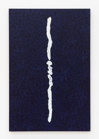 Untitled by Tomie Ohtake contemporary artwork painting