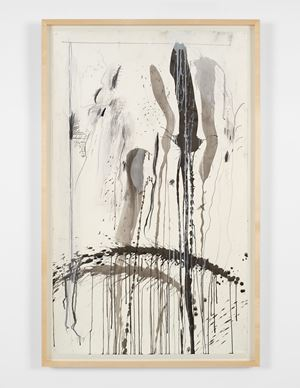 The Austria Group, No. 9 by Pat Steir contemporary artwork