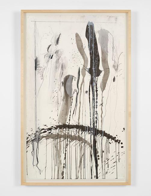 The Austria Group, No. 9 by Pat Steir contemporary artwork
