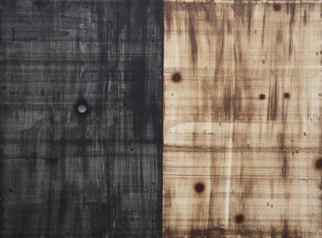 Untitled (Meniscus) by Luise Fong contemporary artwork