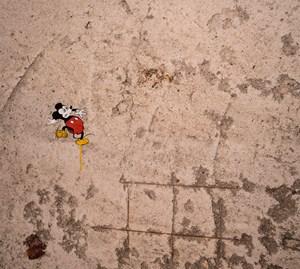 Mickey by Honggoo Kang contemporary artwork