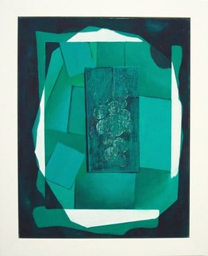 The Colour Course 6 by Saskia Leek contemporary artwork