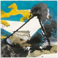 驚夢印象 Impression of Sudden Awakening by Lee Chung-Chung contemporary artwork painting, works on paper, drawing