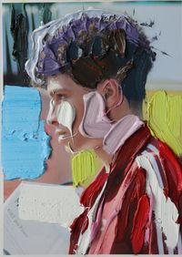 Finn by Erik Schmidt contemporary artwork painting, works on paper