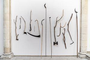 Ain título (nuestras armas no hacen daño) by Marcelo Viquez contemporary artwork