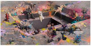 Schlier by Jonas Burgert contemporary artwork