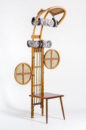 Chess-table by Sarah Contos contemporary artwork