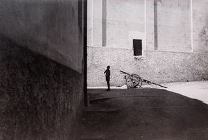 Salerno, Italy by Henri Cartier-Bresson contemporary artwork