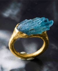 Ring by Mimi Lipton contemporary artwork mixed media