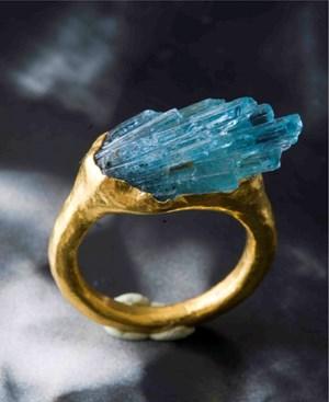 Ring by Mimi Lipton contemporary artwork