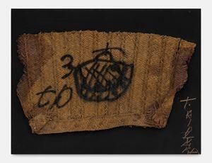 Cistella i 3 by Antoni Tàpies contemporary artwork