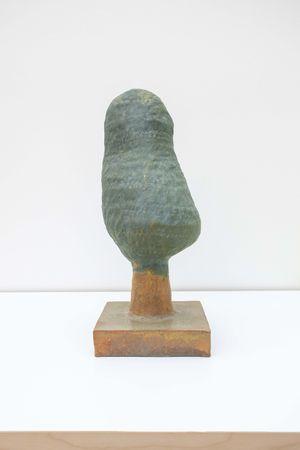Blue Tree by Peter Schlesinger contemporary artwork sculpture