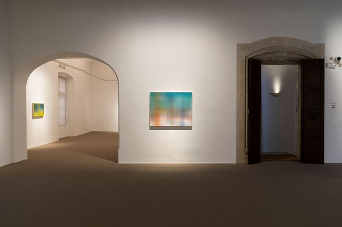 Exhibition view: Prudencio Irazábal, Grammar of Extension, Galería Pelaires, Palma (18 December 2020–10 March 2021). CourtesyGalería Pelaires.