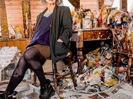Rose Wylie: 'I want to be known for my paintings – not because I'm old'