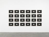 Over Economy Yen 240000 by Tatsuo Miyajima contemporary artwork painting, works on paper, drawing