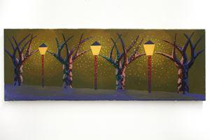Prima neve by Salvo contemporary artwork