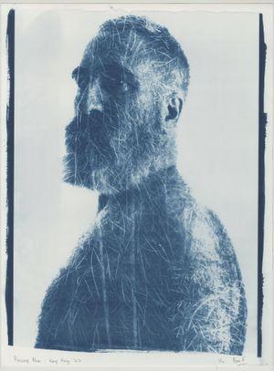 'Piercing Blue', PHOTOSYNTHESIS, Hong Kong by Ben Felten contemporary artwork