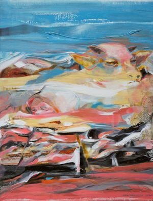 Vague by Wu Shuang contemporary artwork