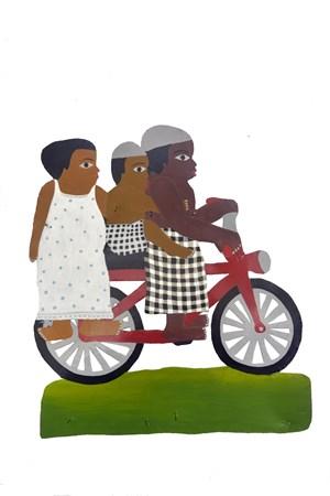 Ahmad's Family by Jumaadi contemporary artwork