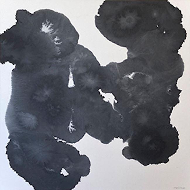 C₂H₄ by Ayako Someya contemporary artwork