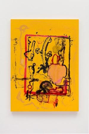 Grundstörung medium by Michaela Eichwald contemporary artwork